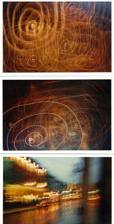 Blurring by moving the camera in circles. 版權商用圖片