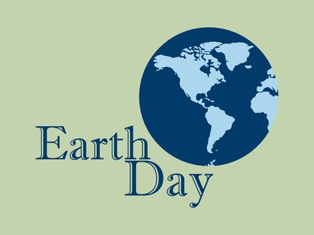 earth day: Earth Day. Planet Earth.