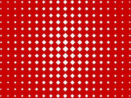 Square, Pop Art pattern background. Set vector illustration. Illustration