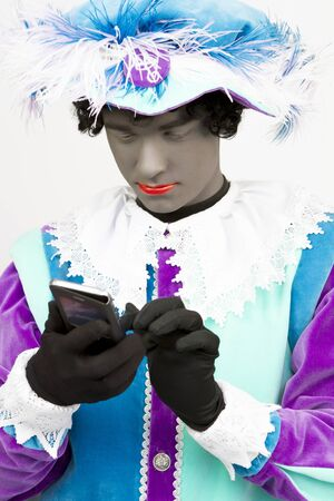 black pete: Zwarte Piet (Black Pete) Phone