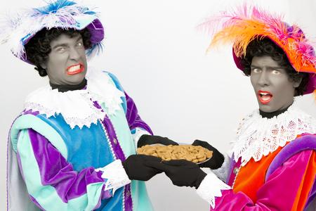 Zwarte Peter (Zwarte Pete) Kruidnoten