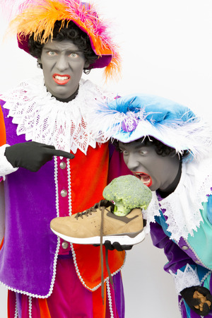 black pete: Black Peter (Black Pete) Crazy Brocoli