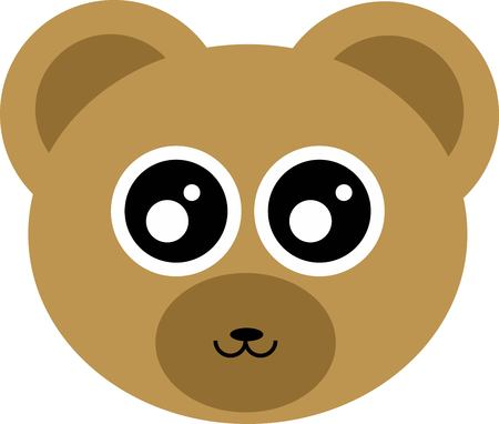 cute: Cute Bears Illustration