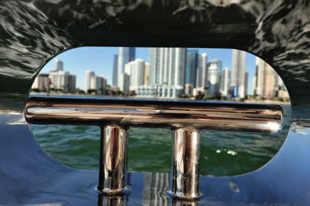 moorings: Yachts Cleat