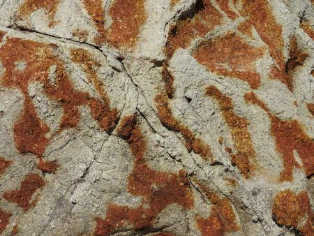 Beach Boulder Texture 版權商用圖片