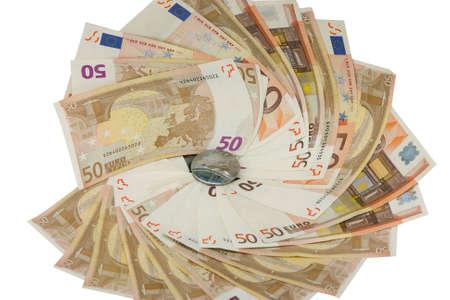 sump: euro nel pozzetto