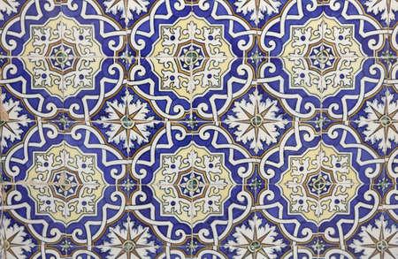 Keramik: Marokkanische Fliesen