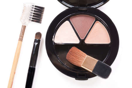 makeup palette Stock Photo - 10471442