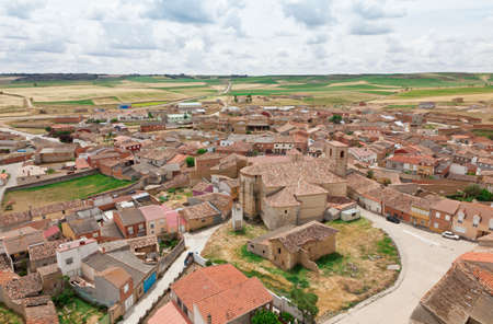 Torrelobaton village in Valladolid, Spain photo