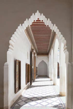 palais: Palais Bahia in Marraketcj