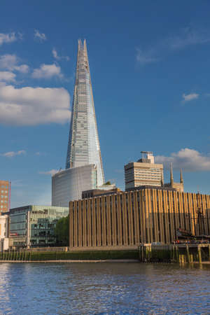 shard: The Shard of Glass, London skyscrapers highest in the European Union
