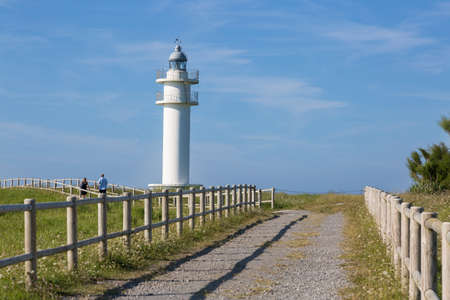 Lighthouse of Ajo in Cantabria