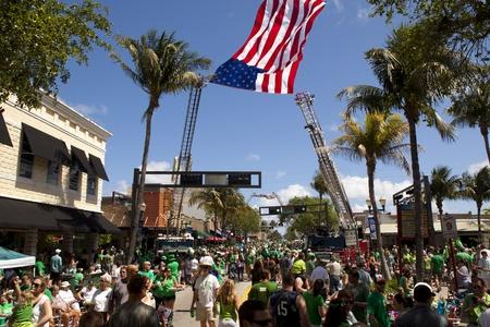 saint patrick's day: Saint Patrick s Day Parade in Delray Beach, Florida