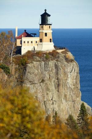 Split Rock Lighthouse no Lago Superior, em Minnesota