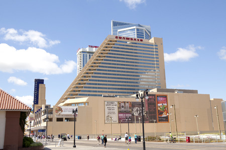 showboat: The Showboat Casino in Atlantic City, New Jersey is one of three casinos that is closing ant the end of the summer of 2014 due to economic downturn in the community.