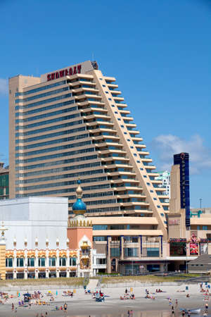 showboat: The Showboat Casino and Hotel in Atlantic City, New Jersey. Both of the Casinos closed in September of 2014 due to economic downturn in the comunity.
