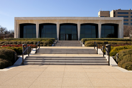 The Amon Carter Museum of American Art is located in the cultural district of Fort Worth, Texas. The museum devoted to American art and possesses one of the premier collections of American photography in the nation.