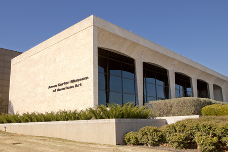 possesses: The Amon Carter Museum of American Art is located in the cultural district of Fort Worth, Texas. The museum devoted to American art and possesses one of the premier collections of American photography in the nation.