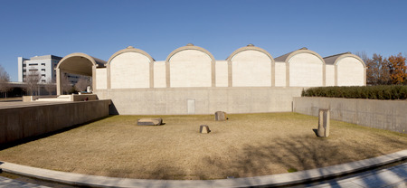 art museum: The Kimbell Art Museum is located in the cultural district of Fort Worth, Texas. The museum host European Old Masters and traveling art exhibitions, educational programs. Editorial