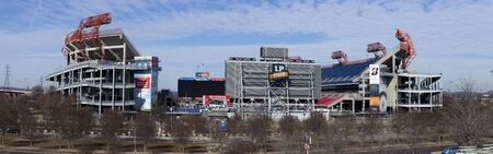 titans: LP Field is a football stadium in Nashville is home to Tennessee Titans (National Football League) and the Tennessee State University Tigers. The stadium is also used as a venue for other events by the city of Nashville.