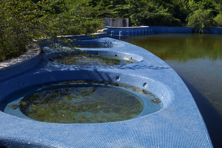 rainwater: Abandon swimming pool and hottubs full of rain water serive as the perfect environment for mosquitos to breed and the spread of diseases like Zika, Malaria, West Nile