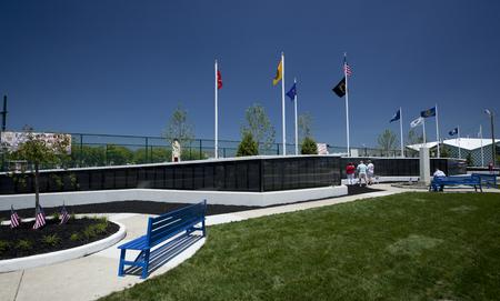 Wildwood, New Jersey Memorial Wall