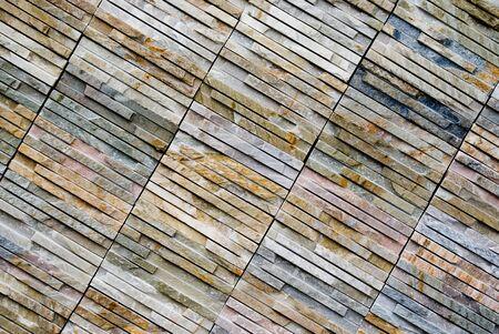 slant: Tile wall off angle