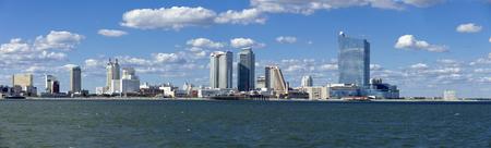 Panoramic Atlantic City , New Jersey Editöryel