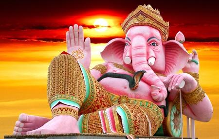 ganesh: Antiguo Ganesha (dios del hinduismo), Tailandia