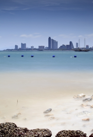 Pattaya beach  Stock Photo - 13607924