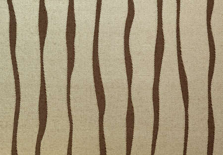 soft color background with colored vertical stripes on fabric  Stock Photo - 14236220