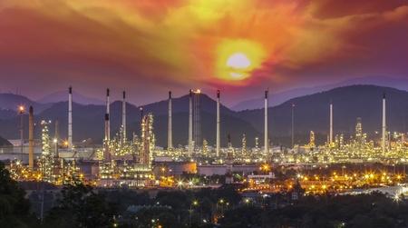 Raffinerie Industriebetrieb