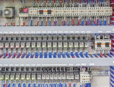 Automation Panel Board mit magnetischen, PLC-und Steuerkarte