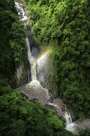 Haew-Narok waterfall, Kao Yai national park, Thailand photo