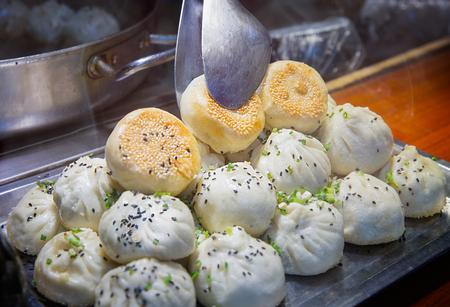 Shanghai - Dumpling, hot eating, morning food, soup dumplings, xiaolongbao, xiao long bao, chinese food