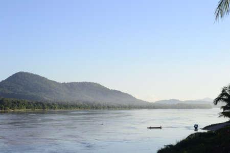 mekong river: Mekong river Stock Photo