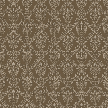 Seamless background for retro design Stock Vector - 10478372