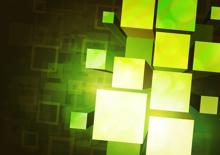 3d helle abstrakten Hintergrund
