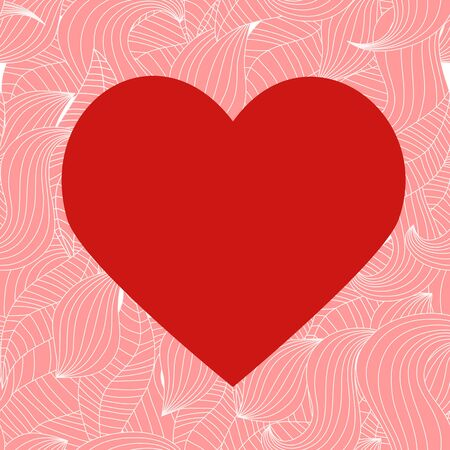 Seamless valentine pattern Stock Vector - 10495808