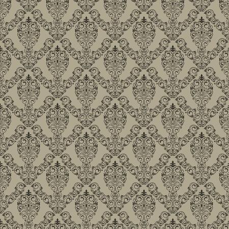 Seamless background for retro design Stock Vector - 10495865