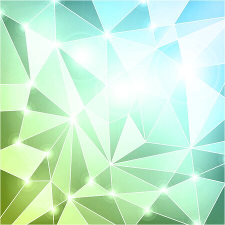 bright elements Vector