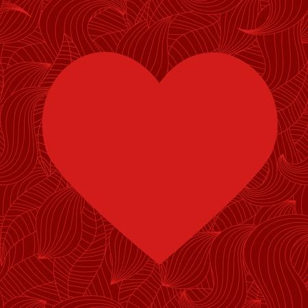 Seamless valentine pattern Stock Vector - 10495806