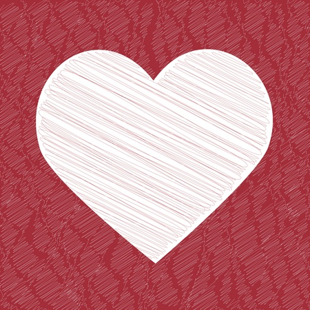 Seamless valentine pattern Stock Vector - 10495722