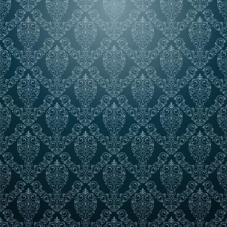 Jednolite tło dla retro Ilustracje wektorowe