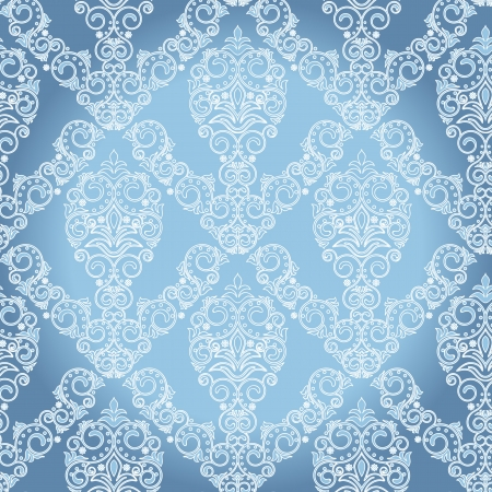 antique wallpaper: Seamless background for retro design