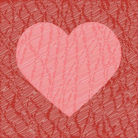 Seamless valentine pattern Stock Vector - 10495725