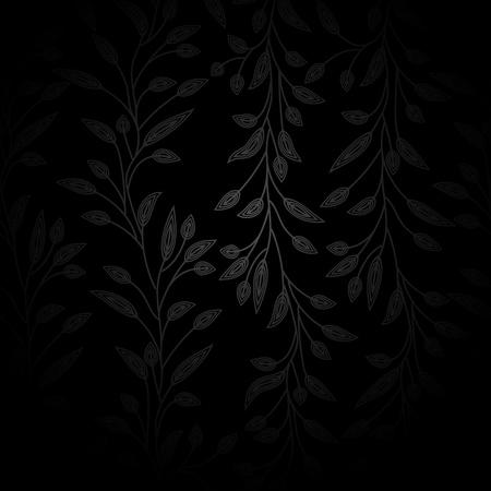 leafs: Sfondo trasparente per il design retr� Vettoriali