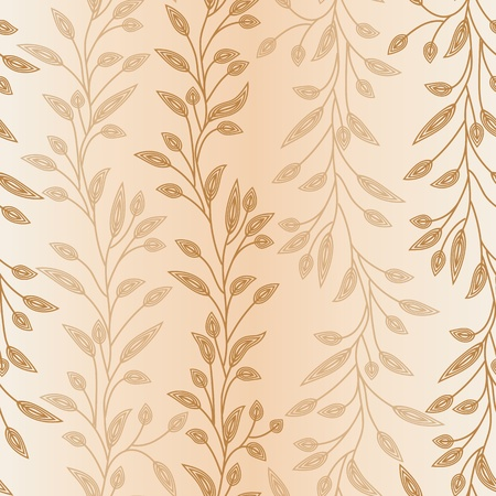 Seamless background for retro design Vector