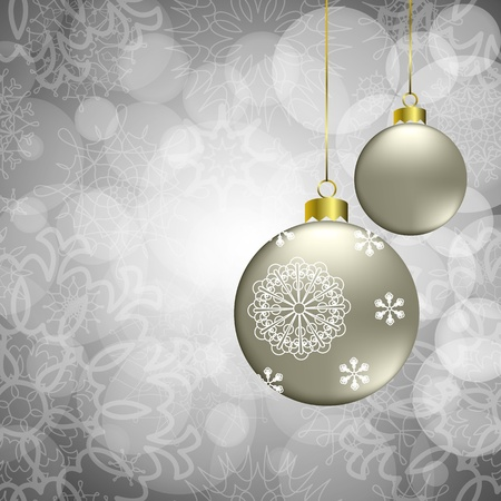 christmas background Stock Vector - 10648394