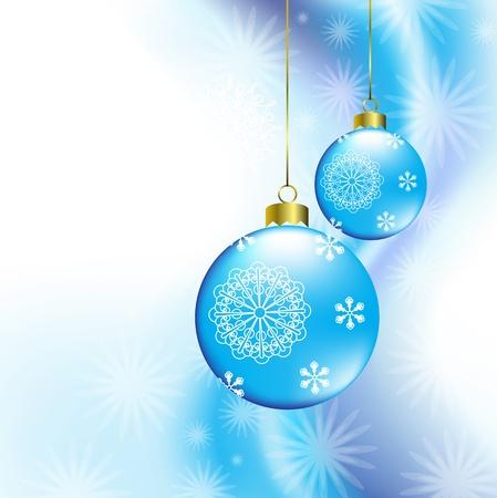 christmas background  Ilustrace